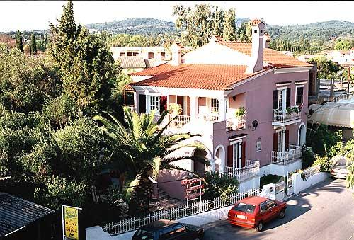 Villa  Caterina. - VILLA  CATERINA  - Furnished apartments hotel. - Corfu - rentals