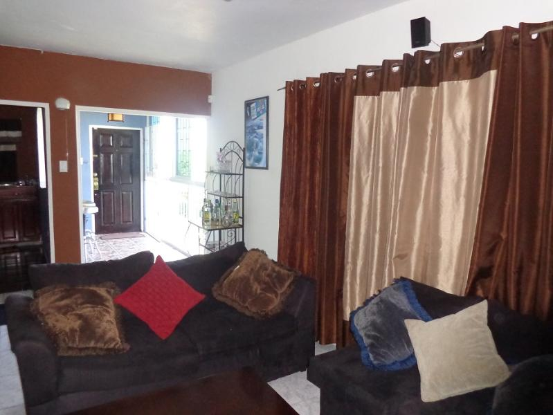 Living room - 2 Bedroom Apt in Montego Bay - Montego Bay - rentals