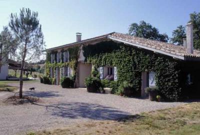 La Plaine, front view - La Plaine - Monclar-de-Quercy - rentals