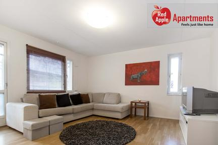 Comfortable Apartment 20 min from the City Center! Close to Metro. - Image 1 - Sundbyberg - rentals