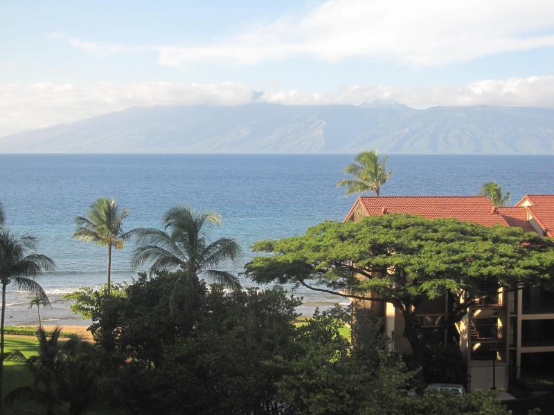 Ocean View from Lanai - Beautiful Ocean View Condo - Lahaina - rentals
