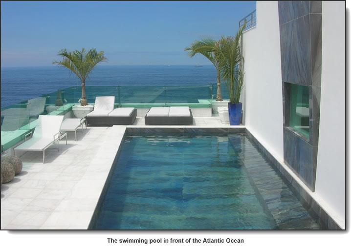 Copacabana Terrace : private swimming pool - Rio de Janeiro Copacabana Terrace up to 10 guests - Rio de Janeiro - rentals
