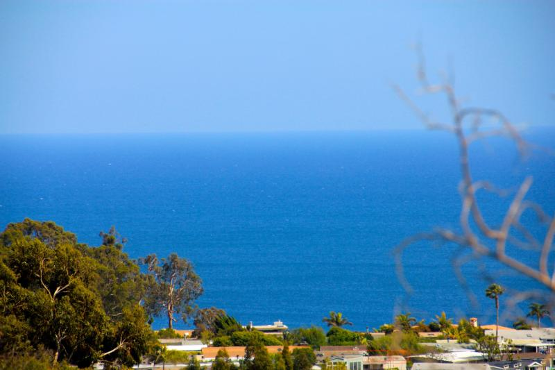 View from the balcony - Paradise Cove View Guest House - Malibu - rentals