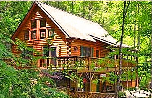 Linger Longer Lodge - 2 Master Suites Upscale W/ Hot Tub & Free Wifi - Maggie Valley - rentals