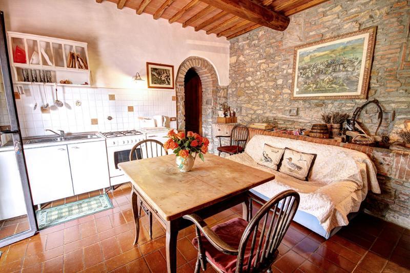Apartment Joshua - Farmhouse Molinuzzo - Florence - Image 1 - Barberino Val d'Elsa - rentals