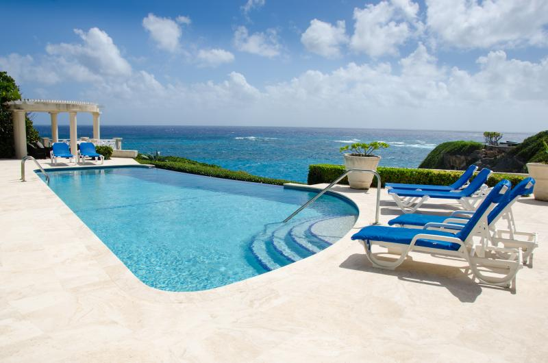 Award winning, oceanview villa by Crane Beach - Image 1 - Saint Philip - rentals