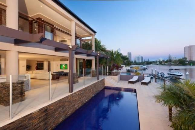 Riverview Fantastic Waterfront Mansion - Image 1 - Gold Coast - rentals