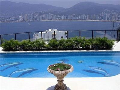 ACA -  BAIRE5 - Exotic decoration and marvelous view - Image 1 - Acapulco - rentals