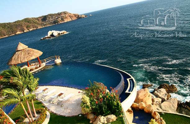 ACA -  IXE06 Tropical surroundings with the  comforts of modern life - Image 1 - Acapulco - rentals