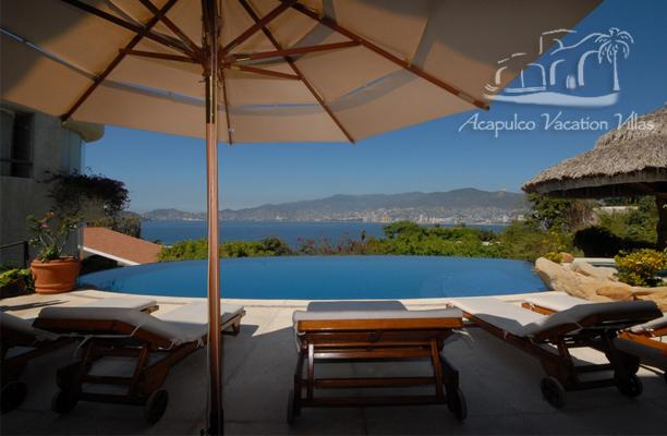 ACA - VDSOL6 Contemporary  design surrounded  by lush tropical vegetation and Mexican decor - Image 1 - Acapulco - rentals