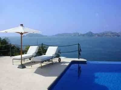 ACA - EST7 Beauty with breathtaking ocean views and beach access - Image 1 - Acapulco - rentals