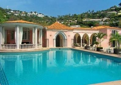 ACA - SEG07  -  Designer´s landmark villa of Florentine influence - Image 1 - Acapulco - rentals
