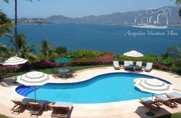 ACA -  TFAR10  -Enduring style, magnificent Acapulco bay views. - Image 1 - Acapulco - rentals