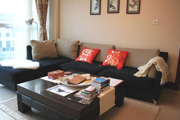 5BD 2BTH (5Beds) Fully Serviced Apartment-Central Business District #8 - Image 1 - Beijing - rentals