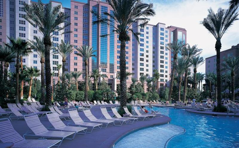 Outside view of the resort - Spend this New Year in Las Vegas - Las Vegas - rentals