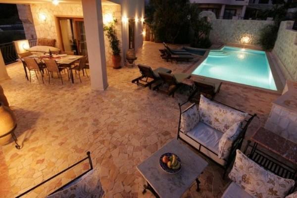 (008N) Fab 4 Bed Villa - Image 1 - Kalkan - rentals