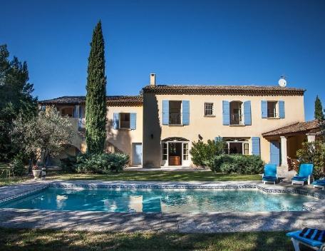 Holiday rental Villas Saint Remy De Provence (Bouches-du-Rhône), 500 m², 4 680 € - Image 1 - France - rentals