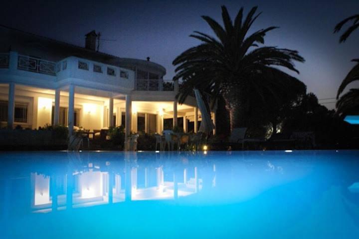 Luxury Beach Front Villa - Image 1 - Pefkohori - rentals