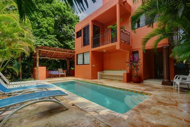 Casa Lasata 3 Bedroom home, private pool - Image 1 - Playa del Carmen - rentals