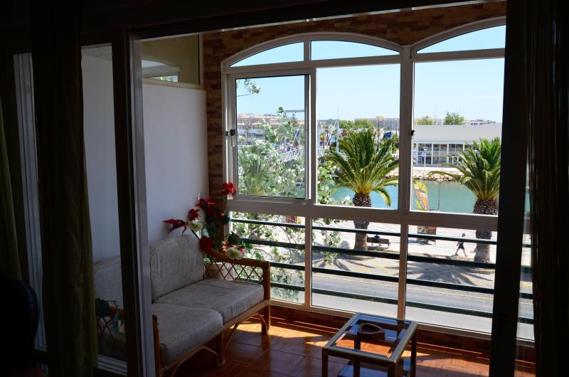 Apartment w/ see view (wi-fi) - Image 1 - Lagos - rentals