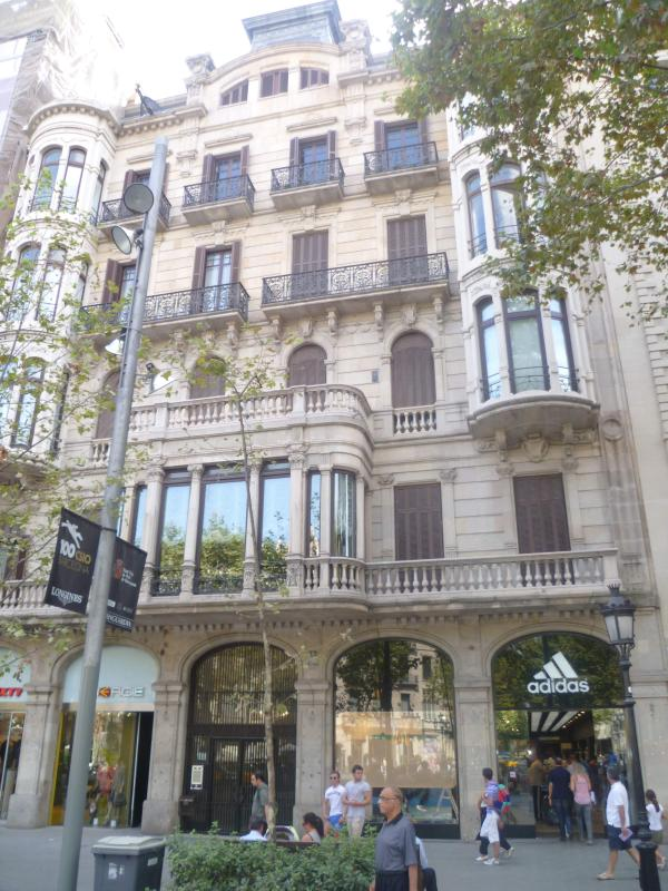 Fassade - LUX APART.IN PASSEIG DE GRACIA - Barcelona - rentals