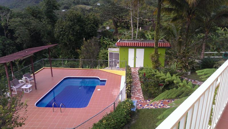 Pool - Casa de Campo La Jibarita! (sleeps - 15) - Orocovis - rentals