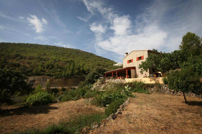 Fig Tree House - A taste of life in the mountains of Spain. - Castell de Castells - rentals