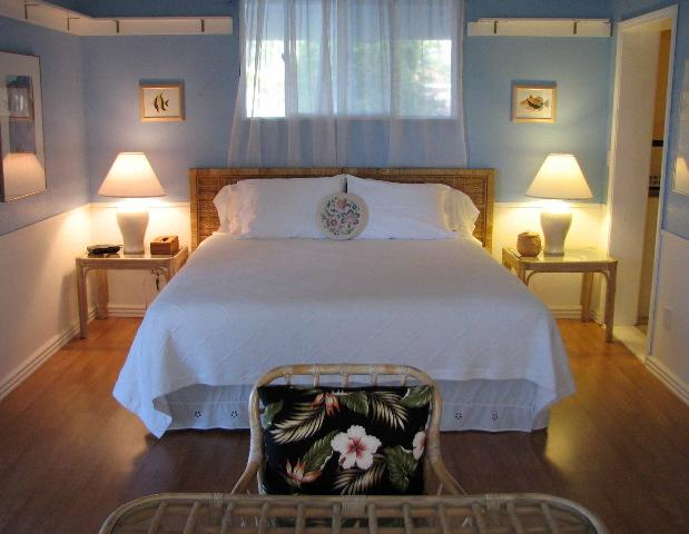 King bed with comfy pillow-top mattress - Spacious Retreat in Kona - Kailua-Kona - rentals