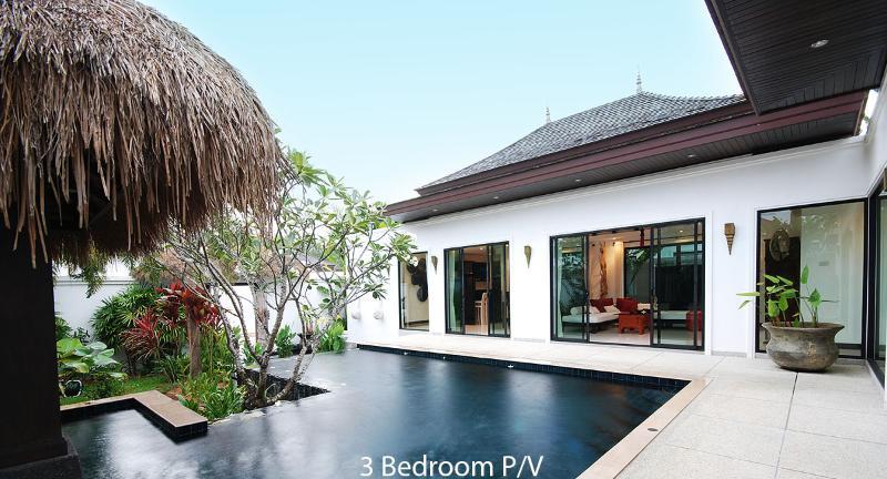 Comfort Pool Villa - Image 1 - Thalang - rentals