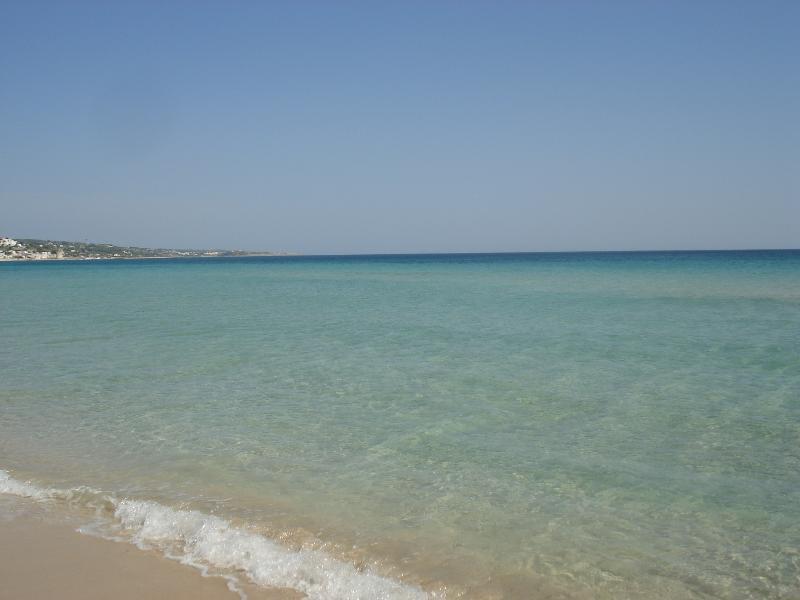 Studio 250 m. beach & sea view - Image 1 - Santa Maria di Leuca - rentals