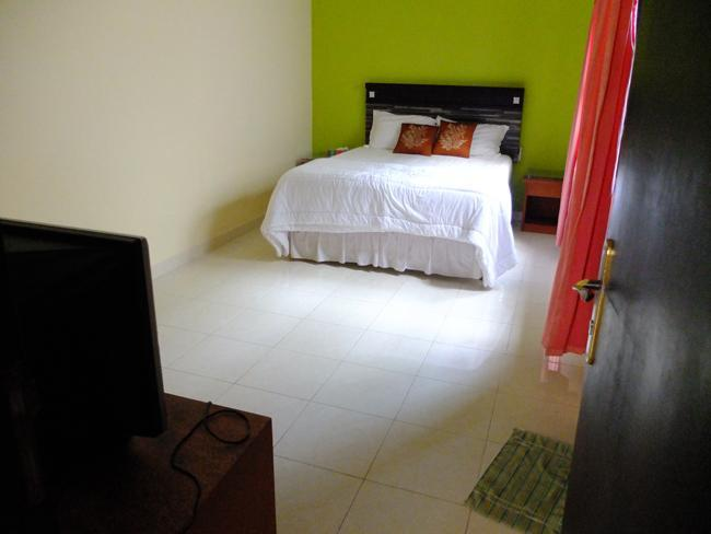 Bedroom - Apartment for the budget traveller - WiFi - Kuta - rentals