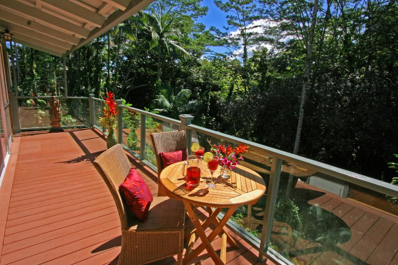 Mika Mizu Waterfall Cottage -- Come Relax in Hilo - Waterfall Cottage - Mika Mizu - Hilo - rentals