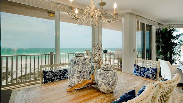 Exquisite direct gulf front views at it's finest! - Anna Maria Island  Club 45 - Bradenton Beach - rentals