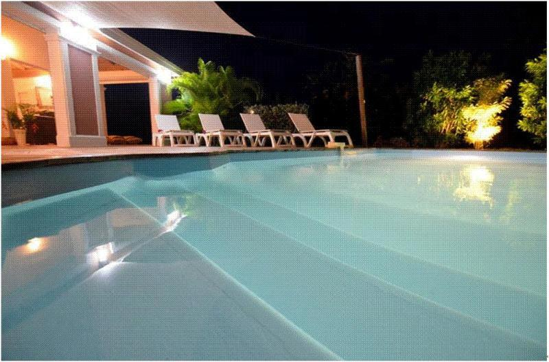 Let's swim - Chez Law & Jey, the luxury of making yourself at home! - Saint-François - rentals