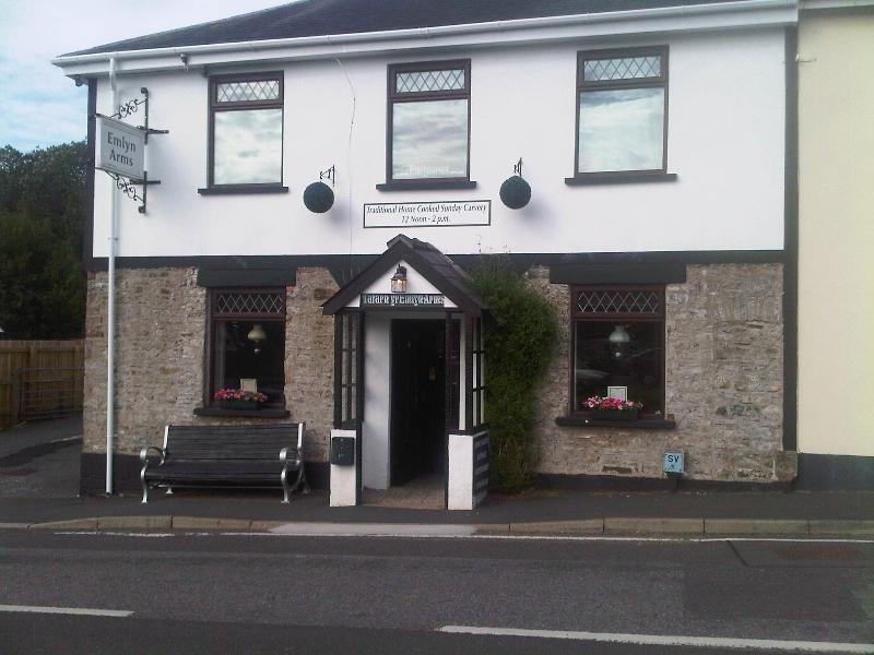 Emlyn Arms - Emlyn Arms, Llanarthne Sa32 8JE. Pub with rooms. - Carmarthen - rentals