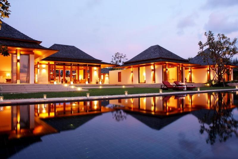 Villa Sundara - Villa Sundara, luxury six-bedroom beachfront villa - Khok Kloi - rentals