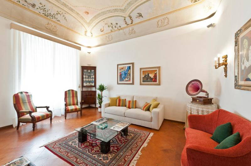 Luxurious Vacation Rental at Palazzo Cinotti in Si - Image 1 - Siena - rentals