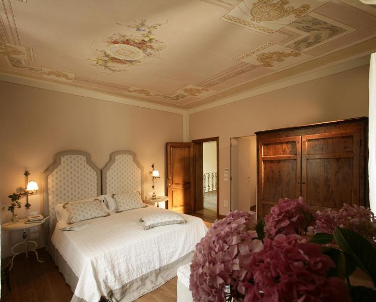 Villa Sestilia's bed room - Villa Sestilia Guest House - Montaione - rentals