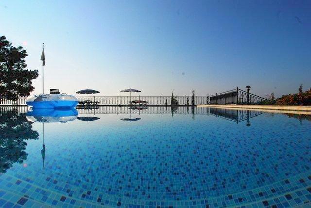 swimming pool - Bright, modern apartment in Sarigerme near Dalaman - Sarigerme - rentals