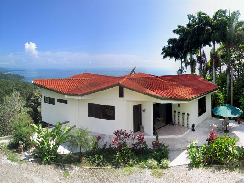 The Main House has 4 bedrooms and 4 bathrooms - 250-Acre Private Jungle Reserve with Ocean Views - United States - rentals