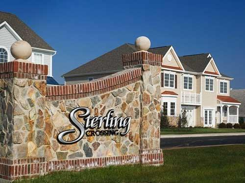 Community Entrance - STERLING CROSSING - 15 MINS FROM THE BEACH - Rehoboth Beach - rentals
