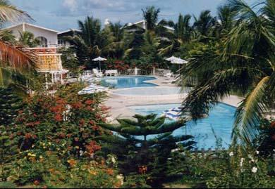 2 large swimming pools - HOUSE IN RESIDENCE WITH 2 LARGE POOL (APPROVAL MIN - Port Louis - rentals