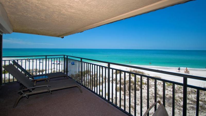 What a View! - La Playa 210: 3BR Beachfront Family-Friendly Condo - Holmes Beach - rentals