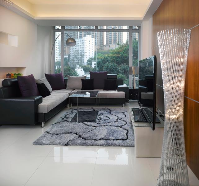 Enjoy the evening while watching a movie on a 60' large TV. PS3 and Apple TV are also provided - I LOVE IT*!DRIVER+MAID INCL!*PENTHOUSE*LUXURY*MTR* - Hong Kong - rentals