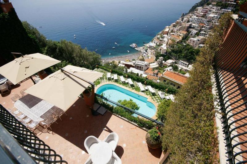- Villa Affresco - Positano - rentals