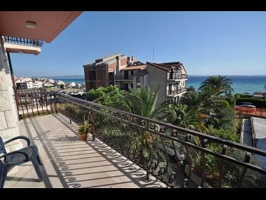A1(5+2): terrace - 8219 A1(5+2) - Podstrana - Podstrana - rentals