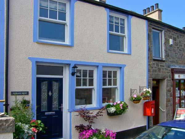PENMAEN COTAGE, pet-friendly cottage with hot tub, patio, close sandy beach in Trefor Ref. 24258 - Image 1 - North Wales - rentals