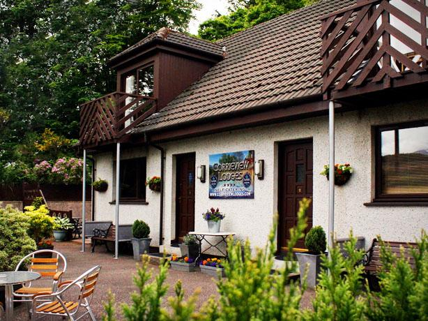 The Lodges - Corrieview Lodge 1 -  Nevis Mountain Range views - Fort William - rentals