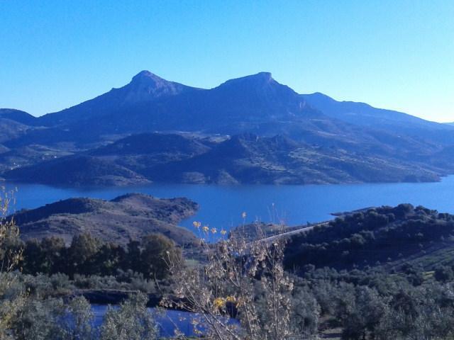 Nuestras vistas - Molino El Vínculo viva en una almazara del s.XVIII - Zahara de la Sierra - rentals