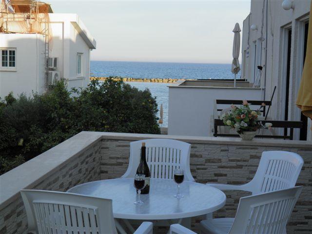 PBA 2 BDRM Side Sea View Apartment Beach Larnaca - Image 1 - Oroklini - rentals